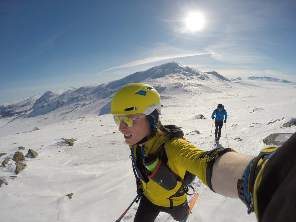King/Queen of Sixpack, skidalpin tävling i Storulvån.