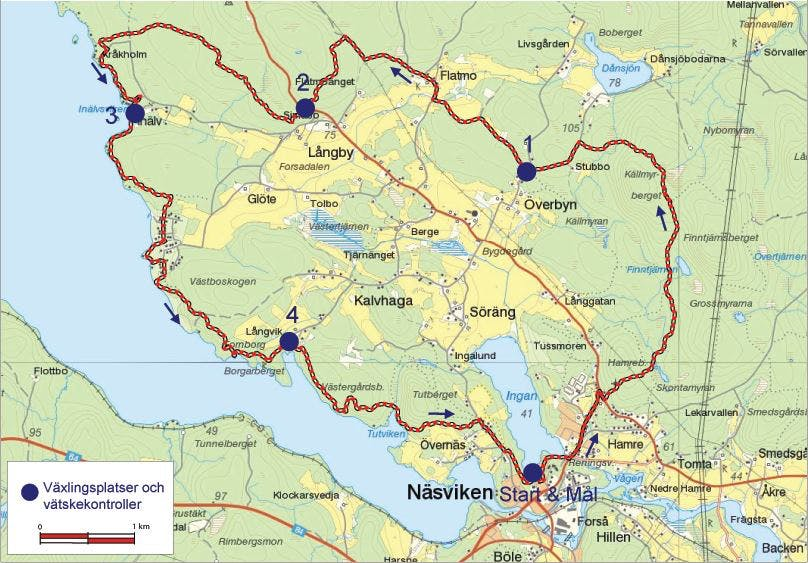 Boras Swimrun Karta.Nytt Banrekord I Borgarloppet Trail Race Trailrunning Sweden